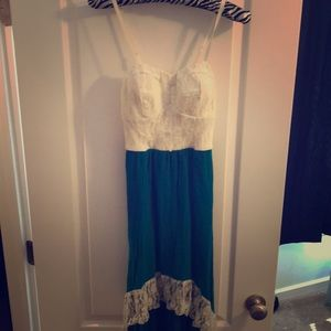 High low beautiful boutique dress